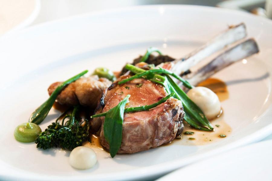 "alt=""Culinary food photography"""